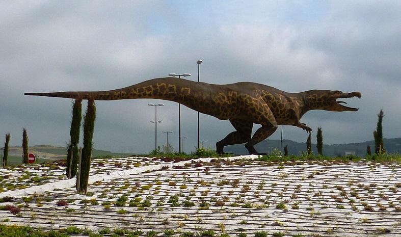 dinosaurio burgos