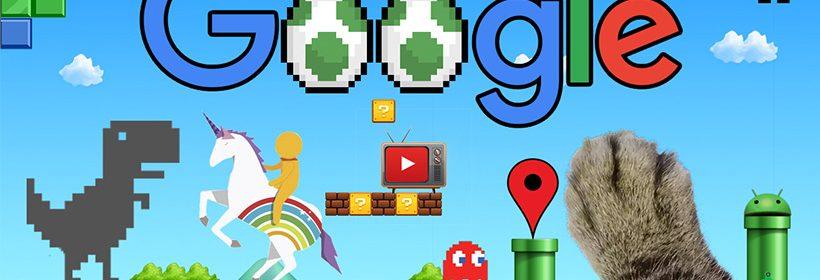Easter egg de Google