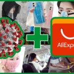 Los productos anti-Covid más turbios de Aliexpress